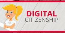 Digital Citizenship / Digital citizenship resources for teachers.