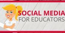 Social Media for Educators / Social Media resources for educators.
