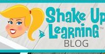 Shake Up Learning Blog (Educational Technology) / Pins from my original blog posts on ShakeUpLearning.com where I share educational technology tips, tricks, resources, cheat sheets, and more!