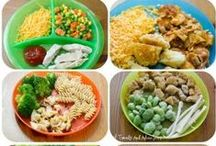 Recipes for Kids / Good food to feed the littles.