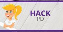 Hack PD / Alternative ways to deliver professional development for educators.
