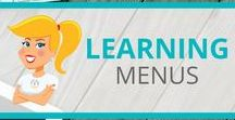 Learning Menus and Choice Boards / Using Learning Menus and Choice Boards in the classroom.