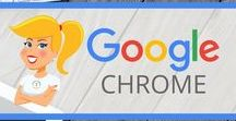 Google Chrome and Chromebooks / Google Chrome and Chromebooks resources and ideas for educators or anyone! Great tips and tricks for using Google Chrome and Chromebooks in the classroom and beyond.
