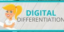 Digital Differentiation / Resources and ideas for using digital tools to differentiate learning.
