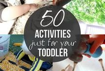 Playtime / Activities for littles so you can both stay busy! / by Chelsea Johnson {Life With My Littles}