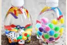 Playtime / Activities for littles so you can both stay busy!