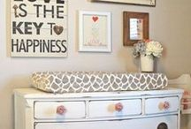 Room and Nursery Inspiration / Nursery and big kid room ideas / by Chelsea Johnson {Life With My Littles}