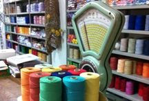Yarn shops / by Nuria Rovira