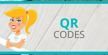 QR Codes / Resources and ideas for using QR codes in the classroom.