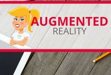 Augmented Reality - AR / Ideas and resources for augmented reality in the classroom.