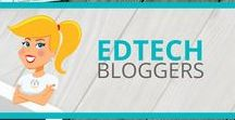 EdTech Bloggers / This is a collaborative board designed to share the best and brightest original blog posts on related educational technology topics from EdTech Bloggers across the globe. This board is for educators PK-12. The goal of this board is create a collective feed of edtech blog resources for educators.