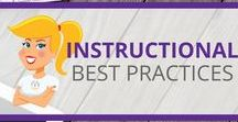 Instructional Best Pactices / Instructional ideas and best practices for teachers.