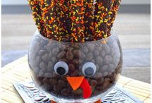 Thanksgiving / Ideas for a Happy Thanksgiving!
