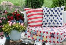 Fourth of July / Ideas for a happy 4th of July!