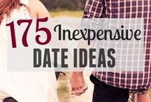 Love - Couple ideas / Gifts, dates, games... everything for two