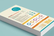 Design - Creative CV & business cards