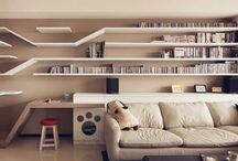 Cats - DIY Interior Design / Make your home a cat friendly environment.