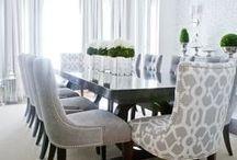 ❁ D I N I N G - R O O M / DINING ROOM, SALA DE JANTAR