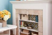 DIY Home / by Amy Sneathen-Magers