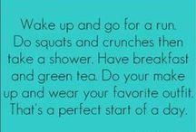 {workin on my fitness}