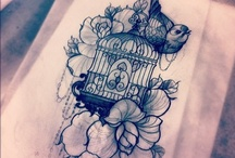 Tattoodles / by Candice Marie