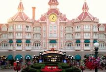 DISneyland Paris / From attractions to food, hotels to recreation; all things Disneyland Paris.