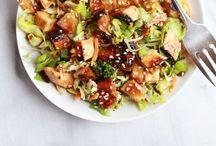 Sauces, Salads & Dressings