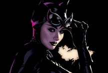 SHE WHO IS CATWOMAN / The Caped Crusader's arch-nemesis and smoldering flirtee in all her glorious screen, print and TV incarnations