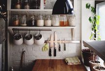 Kitchen / by Melisa Jeffs
