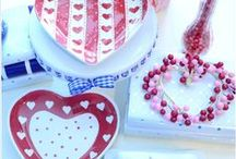The Dedicated House Valentine Decor