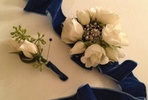 boutonniere and corsage / by Camilla Lyle