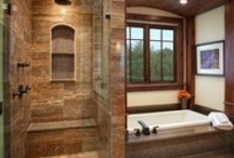 Bathroom Ideas / remodel ideas for midsize bathroom with a tub/shower