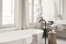 bathroom / bath and sink ideas