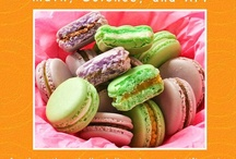 French Macarons:  Macarons-Math, Science, and Art