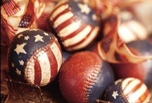 Misc. Holidays / Easter, 4th of July, Turkey Day, St Paddy's, etc.. / by Mandee Edmonds