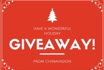 Giveaway & Free Stuff from Chinavasion / Sweepstakes and Contests organized by Chinavasion. Please Like and Follow Us.
