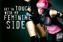 Derby Chronicles of Rockee Whorah / ROLLER DERBY <3 / by Mandee Edmonds