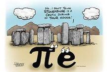 Pi Facts, Sites, and Day + Einstein's birthday! / Pi facts/activities for March 14 and Einstein's birthday celebrations!