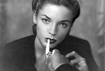 FEMME FATALE / Dames... Guns... Smoke... Booze... Noir...