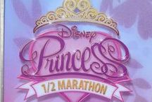 Disney Princess Half Marathon Weekend / ALL things Princess Half Marathon.  40 tales from the royal weekend; from the runners who know!  Run to your happy ending...