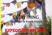 Expedition Everest Challenge / runDisney history