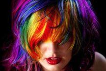Hair / The never-ending hair dilemma! / by Pamela Morgen