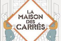 La Maison des Carrés Hermès / Entrez dans la Maison des Carrés, la nouvelle adresse entièrement dédiée à l'incontournable carré de soie Hermès. Un univers féerique et poétique à découvrir dès aujourd'hui sur www.lamaisondescarres.com @Hermes #LaMaisondesCarres  / by Vogue Paris