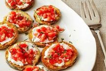 appetizers / Appetizer recipes, appetizer ideas, how to make appetizers, and appetizers for any occasion! / by Mama Loves Food