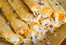 mexican food / mexican food ideas, mexican recipes, texmex, south american food, salsa, arroz con pollo, enchiladas, tacos, fajitas, picante, latin recipes, latin food, tapas, tapas recipes / by Mama Loves Food