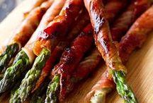 BACON / bacon, bacon for life, everything bacon, bacon recipes, thick cut bacon, bacon in the oven, fried bacon, bacon wrapped recipes, bacon ideas / by Mama Loves Food
