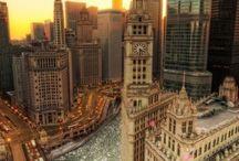 chicago. / by Ali Helmer