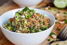 Everything Quinoa / quinoa recipes / by Mama Loves Food