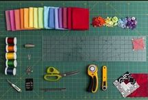 Quilting Tools / Tools for quilting - basic tools as well as specialty quilting tools!
