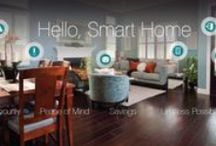Smart Home Design Idea / Transfer your normal house into a smart place with some innovative products. Make your life a bit more easier with smart home gadgets.